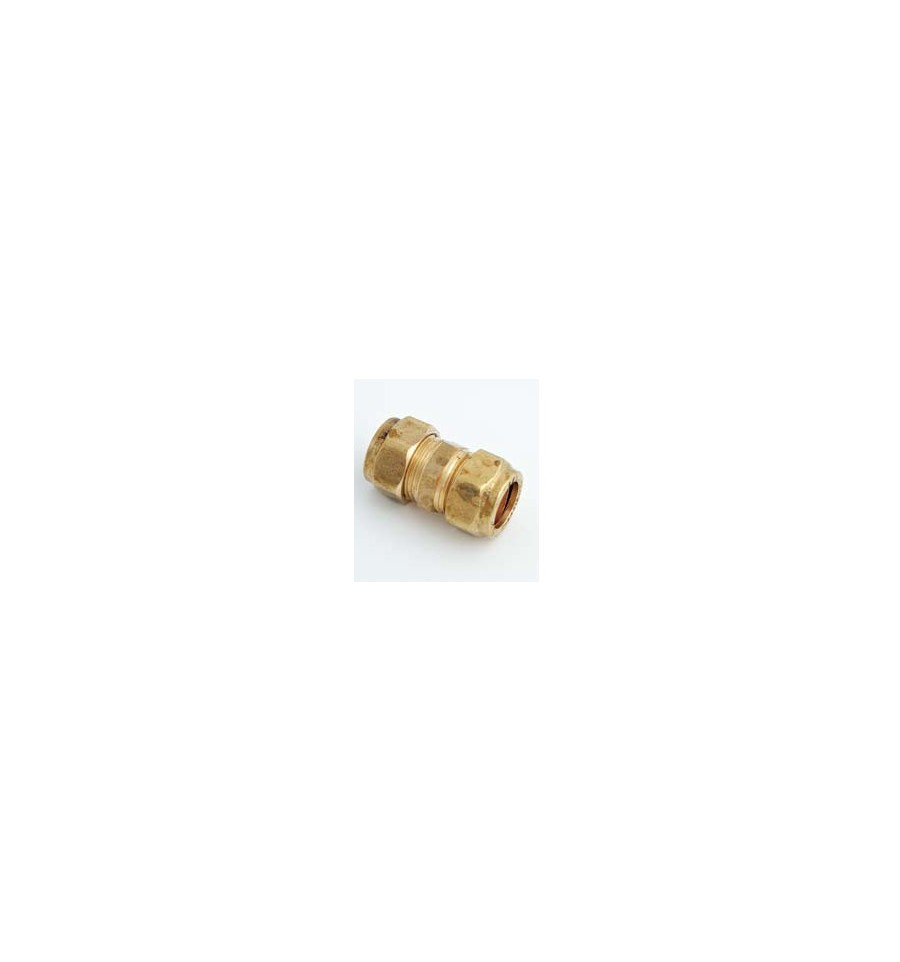 Compression coupling brass quot