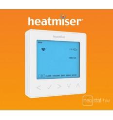 Heatmiser Neo-Stat-HW Programmable Thermostat Black