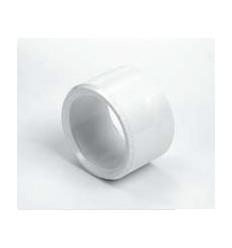 "White Waste Reducer 1 1/2"" X 1 1/4"""