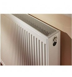 Quinn Compact Double Panel Convector Radiator 400H X 1000L