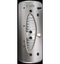 "Joule 200L 2-Coil 1"" CO Stainless Steel Cylinder"