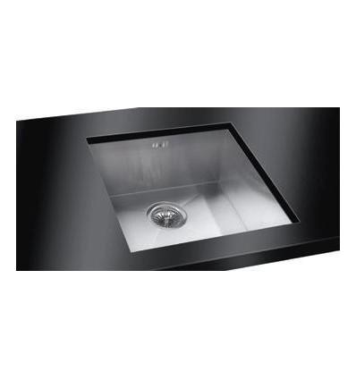 Sapphire Zero Radius Compact Undermount Kitchen Sink