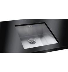 Sapphire 15mm Radius Compact Undermount Kitchen Sink