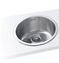 Sapphire Classic Round SB Undermount Kitchen Sink