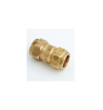 Compression Coupling Brass 310 1/2""