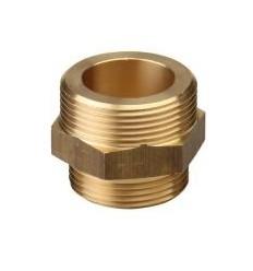 """Solar DN16 3/4"""" Brass Nipple"""