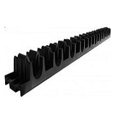 Underfloor Rapid Rail 16mm 1 metre length