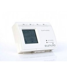 Sunvic Sunpro 2-Channel 7-Day Timeclock