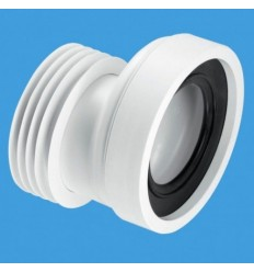 McAlpine 20mm Offset WC Connector