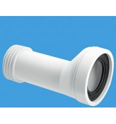 McAlpine 20mm Offset WC Connector With Adjustable Length