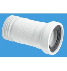 McAlpine Flexible WC Connector (180mm - 470mm)