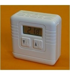 King Digital Room Thermostat Mains