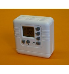 King Digital Room Thermostat Mains Programmable