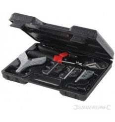 Silverline PVC Multi-Head Cutter Set 6-Piece