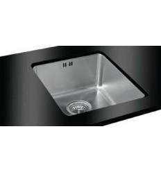 Sapphire 25mm Radius Compact Undermount Kitchen Sink
