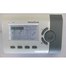 SystemLink Home Zone Clock & Wiring Centre