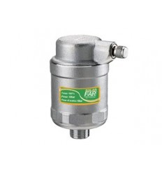 "FAR Solar 1/2"" Air Vent Valve With Lateral Purge"