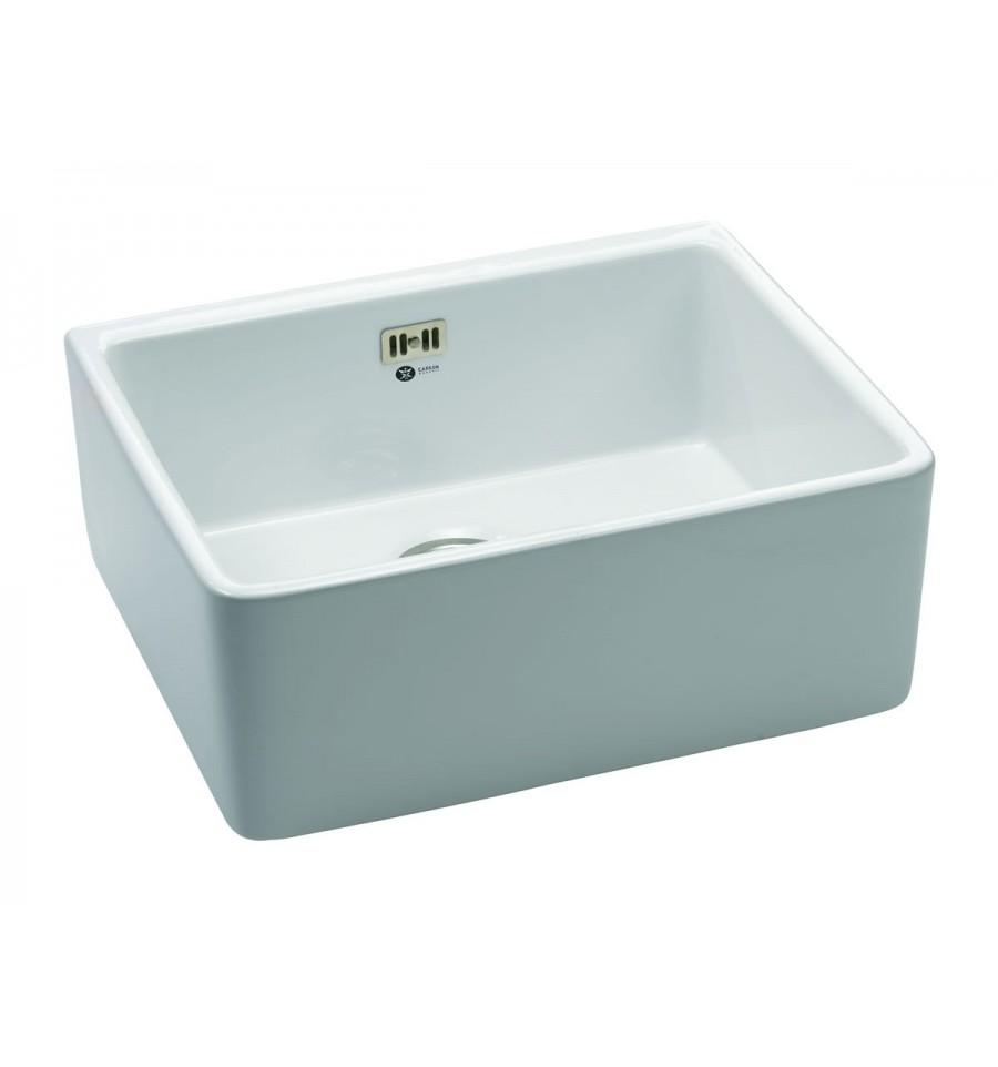Carron Phoenix 100 Ceramic Belfast Kitchen Sink