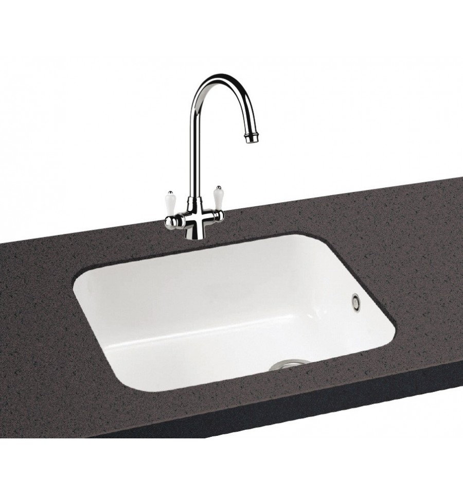 kitchen sink phoenix carron carlow 105 ceramic undermount kitchen sink 2816
