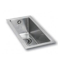 Carron Phoenix Deca 50 Stainless Steel Kitchen Sink Inset/ Undermount