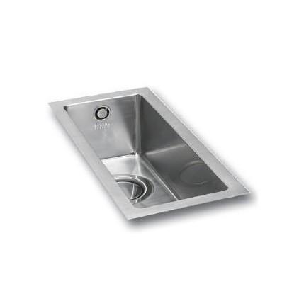 Carron Phoenix Deca 50 Stainless Steel Kitchen Sink Inset/ Undermount