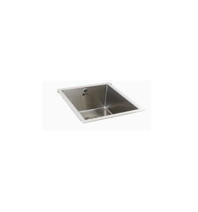 Carron Phoenix Deca 105 Stainless Steel Kitchen Sink Inset/ Undermount