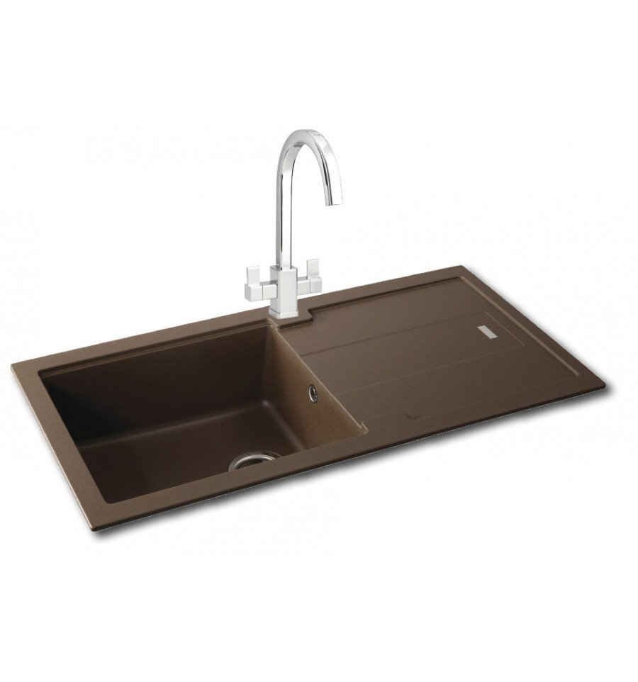 kitchen sink phoenix carron bali 105 granite inset kitchen sink 2816
