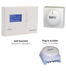 Banico Wireless RF Programmable Room Thermostat & Receiver
