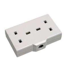 Electrical 2 Gang 13A Trailing Extension Socket