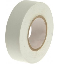 Electrical 20m Insulating Tape White