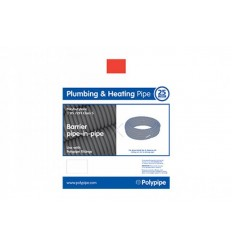 "Polyplumb 1/2"" Barrier Pipe 100m Coil"
