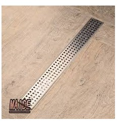 Floor Gully 600mm Stainless Grid Cover Only