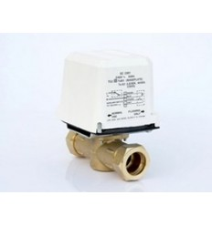 Sunvic Motorised 22mm 2-Port Spring Return Valve & Actuator