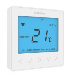 Heatmiser Neo-Stat Programmable Thermostat Black