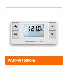 Ecodan Mitsubishi Air to Water Wireless Stat