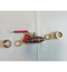 Multilayer Compression Lever Valve 20mm