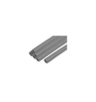Economy Pipe Insulation 15mm x 1m x 19mm Wall (2)
