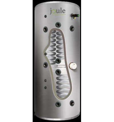 3 Coil 500L Joule Stainless Steel Cylinder