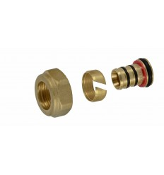 Multilayer Compression Adaptor 20mm X 3/4""