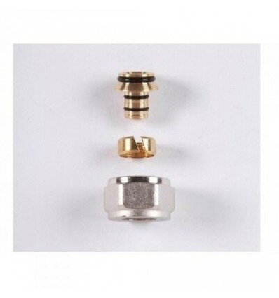 Multilayer Compression Adaptor 16mm X 1/2""