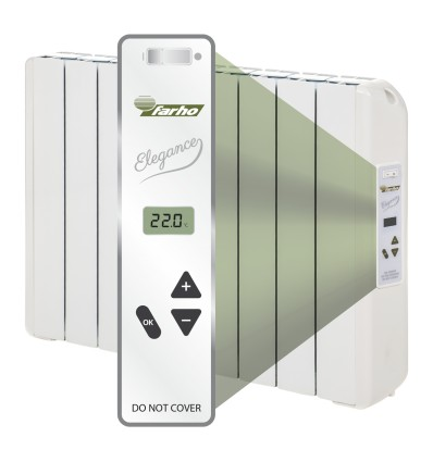 Farho ECO Green Electric Radiator 3-Panel