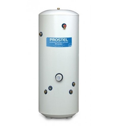 ProStel Stainless Steel Cylinder Indirect 90L