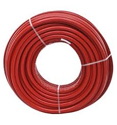 Multilayer Insulated Pipe 32mm X 25m (RED)