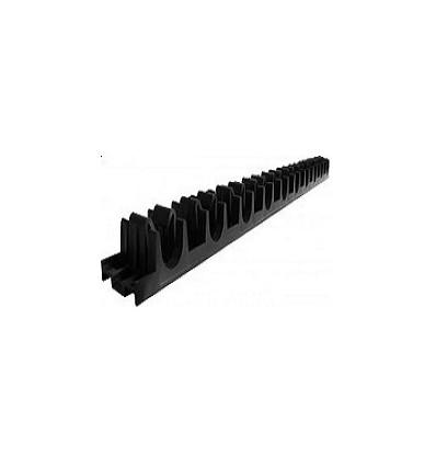Underfloor Rapid Rail 16mm (Per Metre)