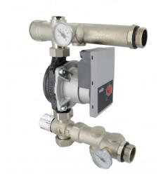 Underfloor Mixing kit with pump