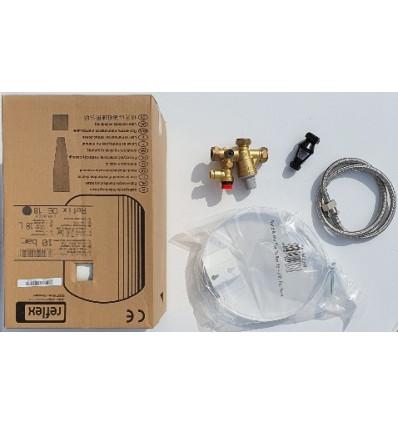 Caleffi Heatpump Unvented Cylinder Kit 18L