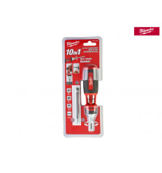 MILWAUKEE 10 IN 1 RATCHET MULTI SCREWDRIVER