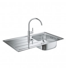 Grohe K200 Sink & Bau Tap bundle