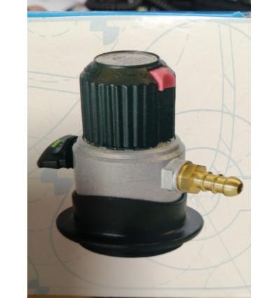 MECTEC 0-2 bar Adjustable Clip on Regulator (non Domestic)
