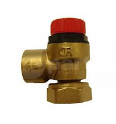 Caleffi 6 Bar Safety Valve For 533002 Inlet Group F0000992